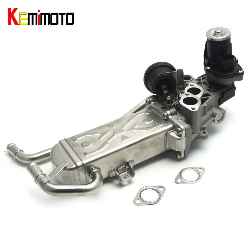 buy kemimoto 03p131512d exhaust gas egr valve cooler for vw polo for seat ibiza