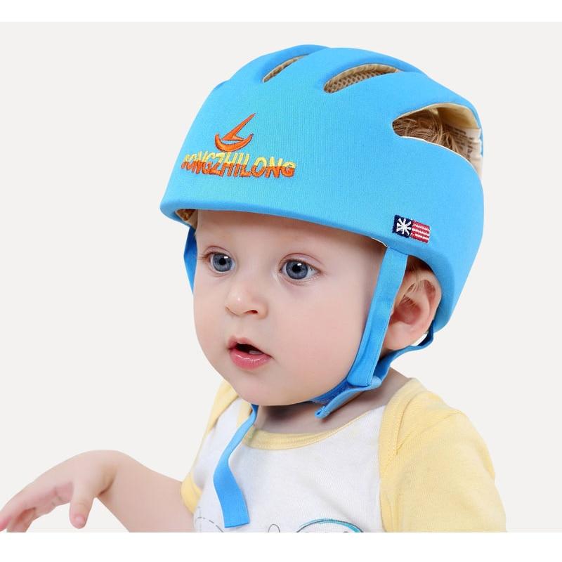 Baby Hat Helmet Infant-Protective-Cap Panama Girls Kids Children Boys To Walk for Learn