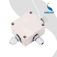 ABS Small Plastic Box IP66 Electric Box Plastic, Waterproof Switch Box With Water Joint  63*58*35mm ( SP-F20 )