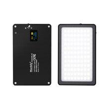 Manbily 8W Licht Invullen Selfie Camera Video Light Lamp Studio LED Light Lamp Verstelbare USB Aangedreven Kleur Temperatuur Veranderende