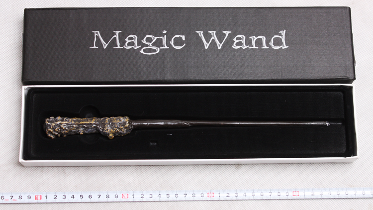 New-Quality-Deluxe-COS-Harry-Potter-Magical-Wand-LED-Light-FlashingBlack-Gift-Box-in-Harry-Potter-Wizarding-World-4
