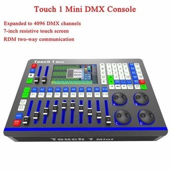 цена на Stage Lighting Touch 1 MX DMX Controller DJ Equipment DMX512 Console Disco Light For LED Par Moving Head Spotlights DJ Controlle