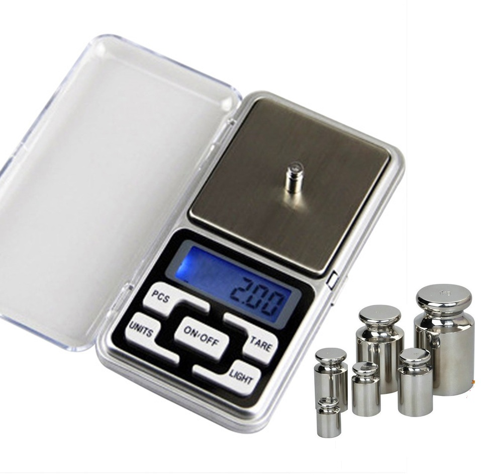 200g/300g/500g x <font><b>0.01g</b></font> Mini Pocket Digital <font><b>Scale</b></font> for Gold Sterling Silver Jewelry <font><b>Scales</b></font> Balance <font><b>Gram</b></font> Electronic <font><b>Scales</b></font> image