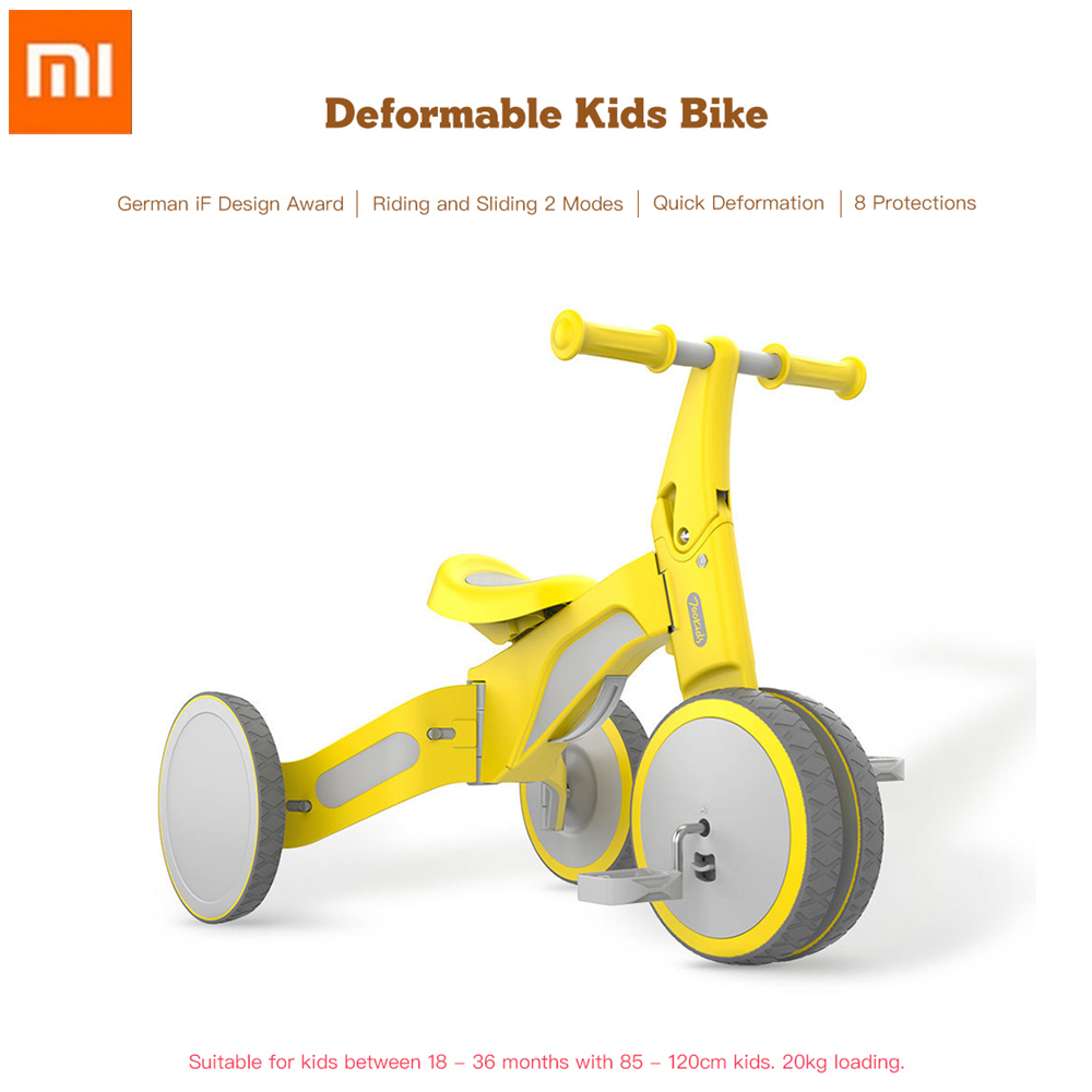 Xiaomi Youpin TF1 Deformable Dual Mode Bike for Baby Children Aged 18   36 months Balance Control Ride on Gift-in Smart Remote Control from Consumer Electronics on Aliexpresscom  Alibaba Group