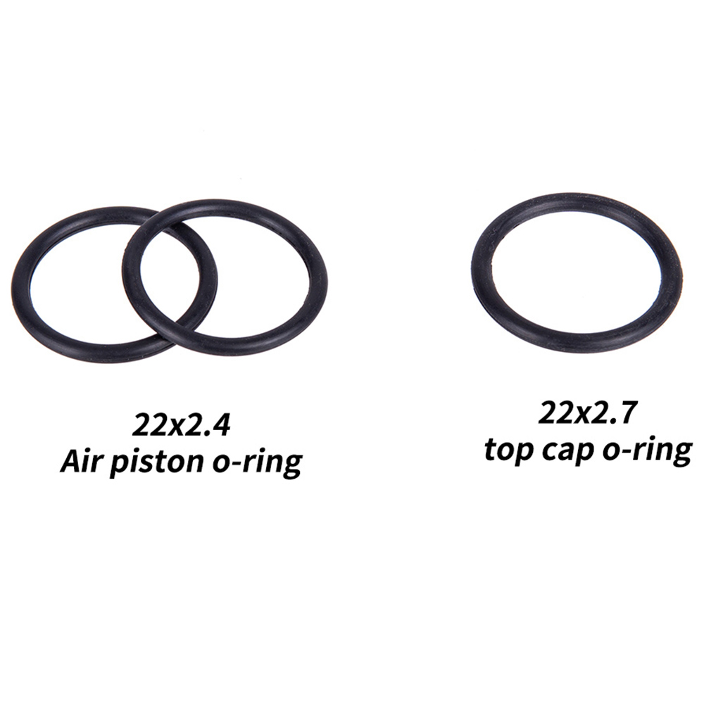 30//32MM Silicone Front Fork O-Ring Seal Dust Seal Leg Seal For Bike Accessories