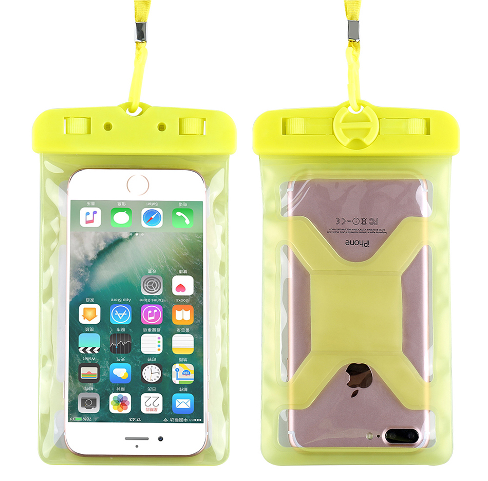 100% Waterproof Case For iPhone 6 7 6s Plus 5S SE Case (16)