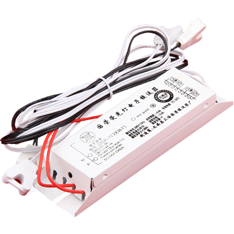Lamps T12 Ballasts Fluorescent Electronic T8 220V 20/30/36/40w ZZGR-YZ 150x43x23-Mm