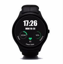 No. 1 d5 smart watch ips dual-core sync bluetooth wifi gps schrittzähler Heart Monitor 512 MB RAM 4 GB ROM Smartwatch für Android iOS