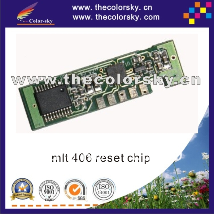 TY R4210) original reset toner cartridge chip for RICOH SP
