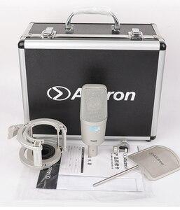 Image 1 - Alctron TH600 große membran professional studio aufnahme kondensator mic für gesangs aufnahme, bühne leistung, live übertragung
