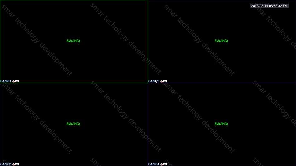 Smar Super HD 3MP5MP AHD Camera Surveillance CCTV Analog Camera High Resolution IR Cameras PAL NTSC Outdoor Video Cameras (6)