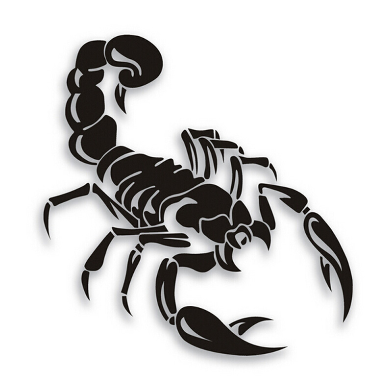 Popular Scorpions StickerBuy Cheap Scorpions Sticker Lots From - Vinyl stickers on cars