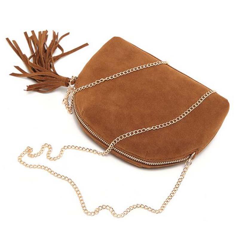 Aliexpress.com   Buy Shell Small Handbags New 2016 Fashion Brand Ladies  Party Purse Famous Designer Crossbody Shoulder Bag Women Messenger Bags  Suede from ... 1730de66e1dfe