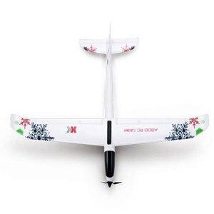 Image 4 - 780mm מוטת כנפיים A800 מטוסי דגם 5CH 6G לטוס מטוסי כנף קבועה RC מטוס חג המולד מתנת יום הולדת