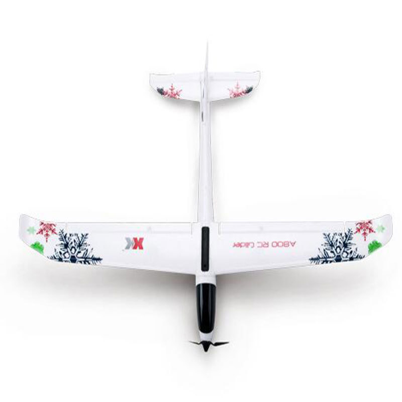 Image 4 - Aircraft Model A800 5CH 3D 6G Mode 780mm Wingspan Fly Aircraft RC Airplane RTR Fixed Wing RC Plane Children Xmas Birthday Gift-in RC Airplanes from Toys & Hobbies