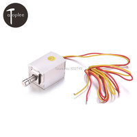 1 PCS DC12V Mini Electric Bolt Lock Top Quality Small Cabinet LLock For Box Case Doors