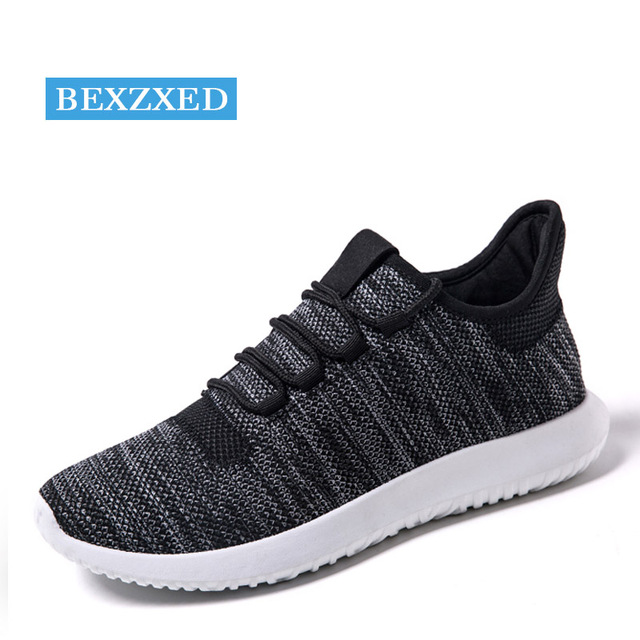 c05352fc8d6bf Bexzxed Nuevos Zapatos Deportivos de Atletismo para Hombres Corriendo Zapatos  deportivos Zapatos Tenis de Aire Zapatillas