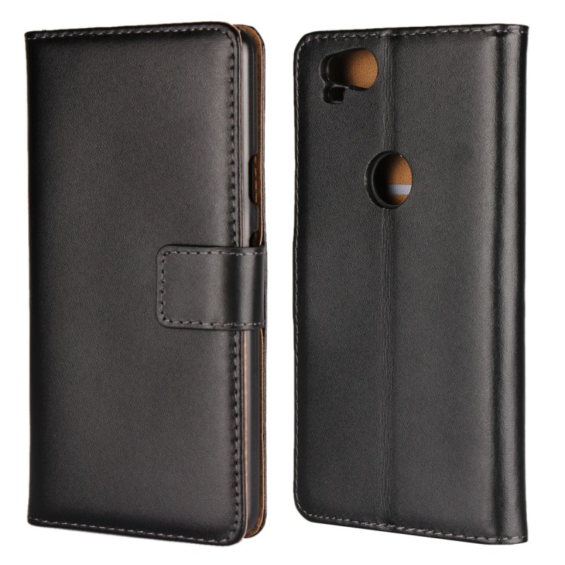 Leather Cases For Google Pixel XL 2 XL2 Phone Wallet Cover Flip...