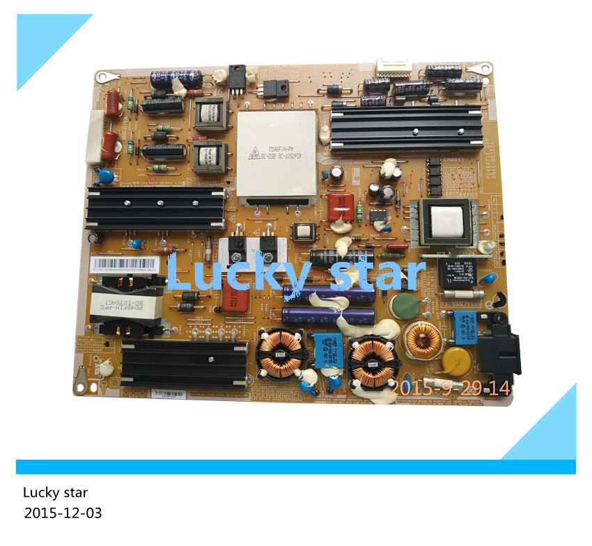 99% new original for plate Power Supply board UA46C6900VF PSLF171B02A BN44-00357A недорго, оригинальная цена