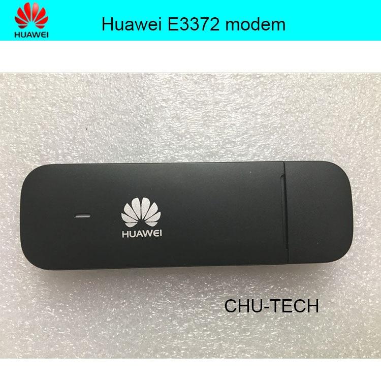 Unlocked Huawei E3372 E3372h 153 4G Modem LTE Modem black colour