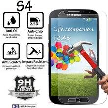 GT-I9500 I9505 I9506 защитное стекло пленка Для Samsung Galaxy S4 стекло закаленное Экран Протектор защитная пленка на телефон Для самсунг галакси S4 стекло крышка 9H 2.5D