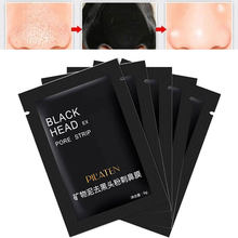 5 pc/lot Facial Black Mask Face eye Care Nose Acne Blackhead Remover Minerals Pore Cleanser Mask Black Head Strip maquiagem(China)