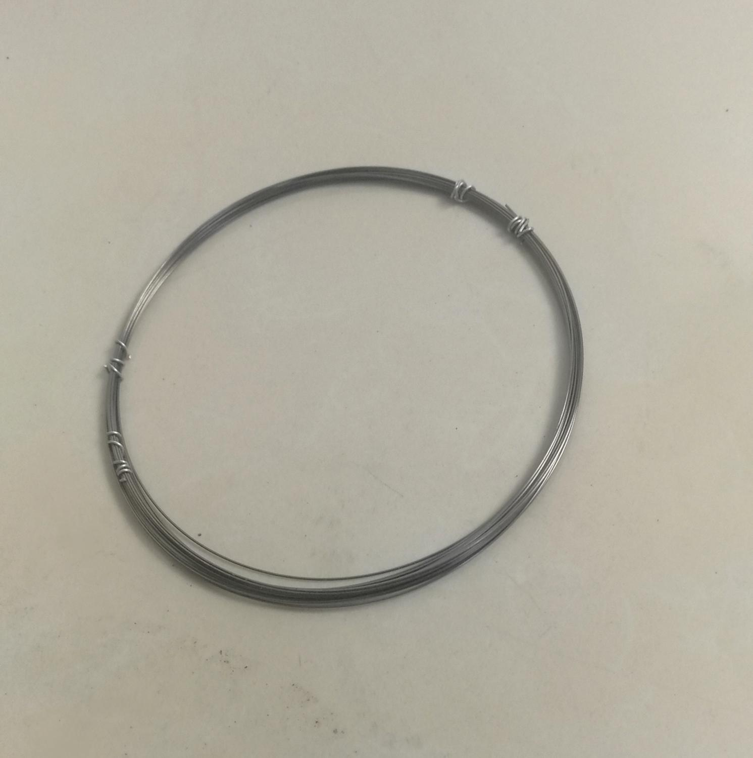 0.5mm Diameter High Purity Industry Experiment DIY Bright Tungsten Wire Vacuum Heating W Material, about 5 meters-in Welding Wires from Tools