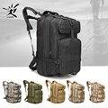 Тактический рюкзак  45 л  военный тактический рюкзак для кемпинга  походов  спортивная сумка  большой военный рюкзак
