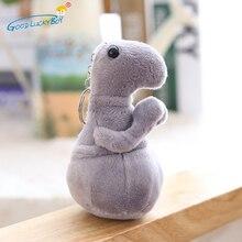 12CM Waiting Zhdun Meme Tubby Gray Blob Pendant Toy Snorp Plush Doll Toys Pochekun Homunculus Loxodontus