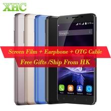 "Blackview P2 64 ГБ 5.5 ""6000 мАч Отпечатков Пальцев Мобильный RAM 4 ГБ Android 6.0 MTK6750T Octa Core 8MP + 13MP 4 Г LTE 1920X1080 Смартфон"