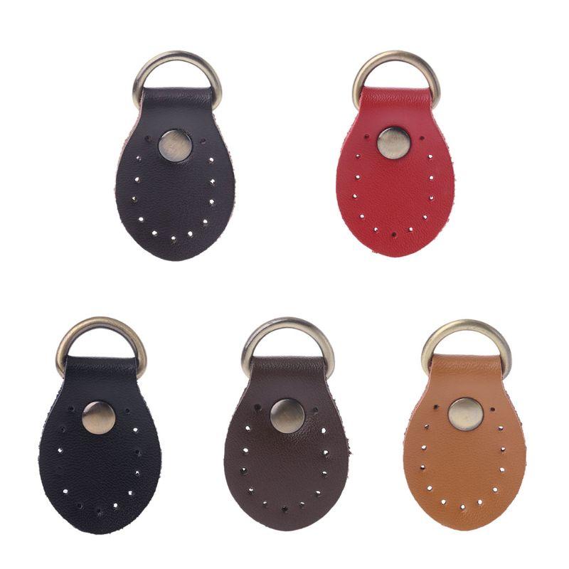 Fashion Leather Buckle for DIY Handbag Shoulder Bag Backpack Accessories