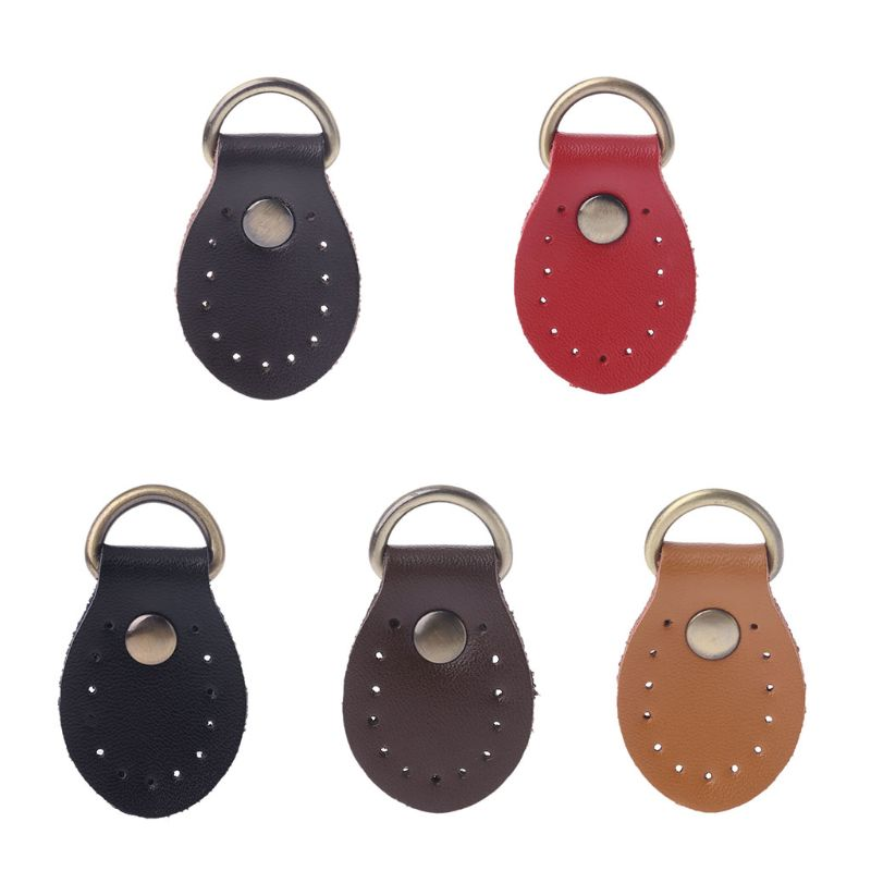 Fashion Leather Buckle For DIY Handbag Shoulder Bag Backpack Accessories