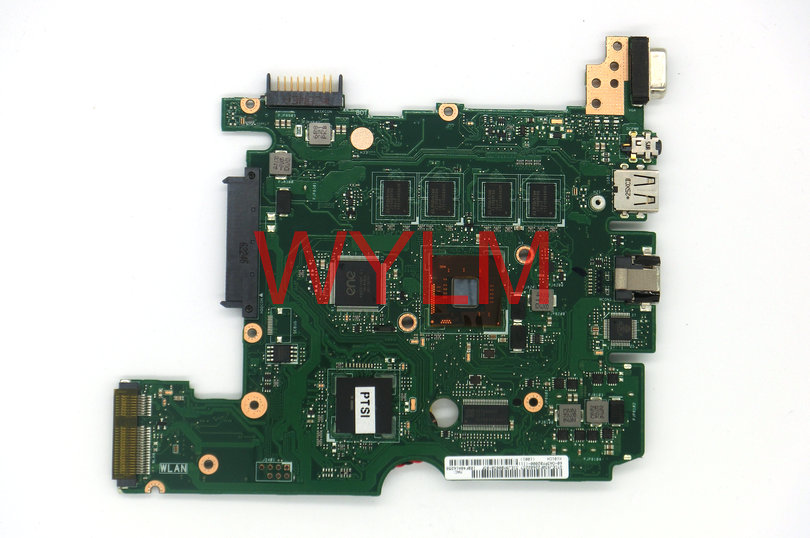 все цены на FREE SHIPPING X101CH With 2GB memory mainboard REV 3.2 For ASUS X101C X101CH Laptop motherboard MAIN BOARD 100% Tested Working онлайн