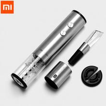 XIAOMI Mijia Wine Stopper/ Decanter / Electric Opener Bottle optional Round Stainless Steel Corks smart original gift