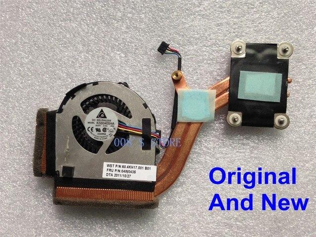 Brand New Original CPU Cooler Fan Heatsink For Lenovo ThinkPad X220 X220I X220T X230 X230T DELTA KSB0405HA 04W0435 60.4KH17.001