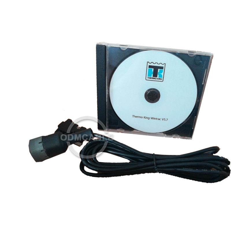 Auto Diagnostic Scanner For Thermo King Diagnostic Tool Wintrac Thermo-King Diag Software Thermo King Diagnostic Tool