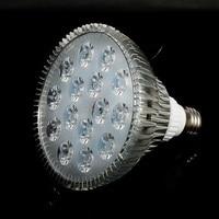 45W E27 10RED & 5 BLAU LED Wachsen Licht Pflanze Wachsen Lampe Für Hydrokultur Pflanzen blumen vegatables grüne Freies verschiffen-in LED-Wachstumslichter aus Licht & Beleuchtung bei
