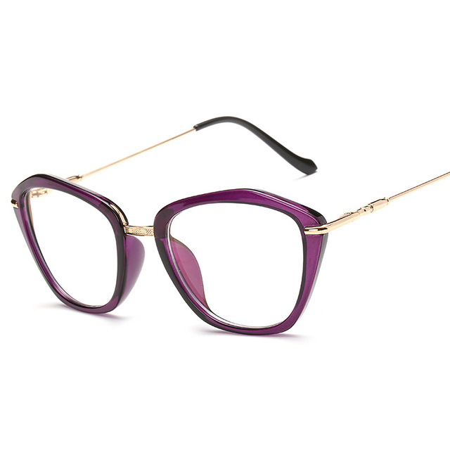 d870ba3690c Fashion Brand New Vintage Eyeglasses Frame Men Women Optical Eye Glasses  Frame Computer Glasses Eyewear Feminino Oculos De Grau