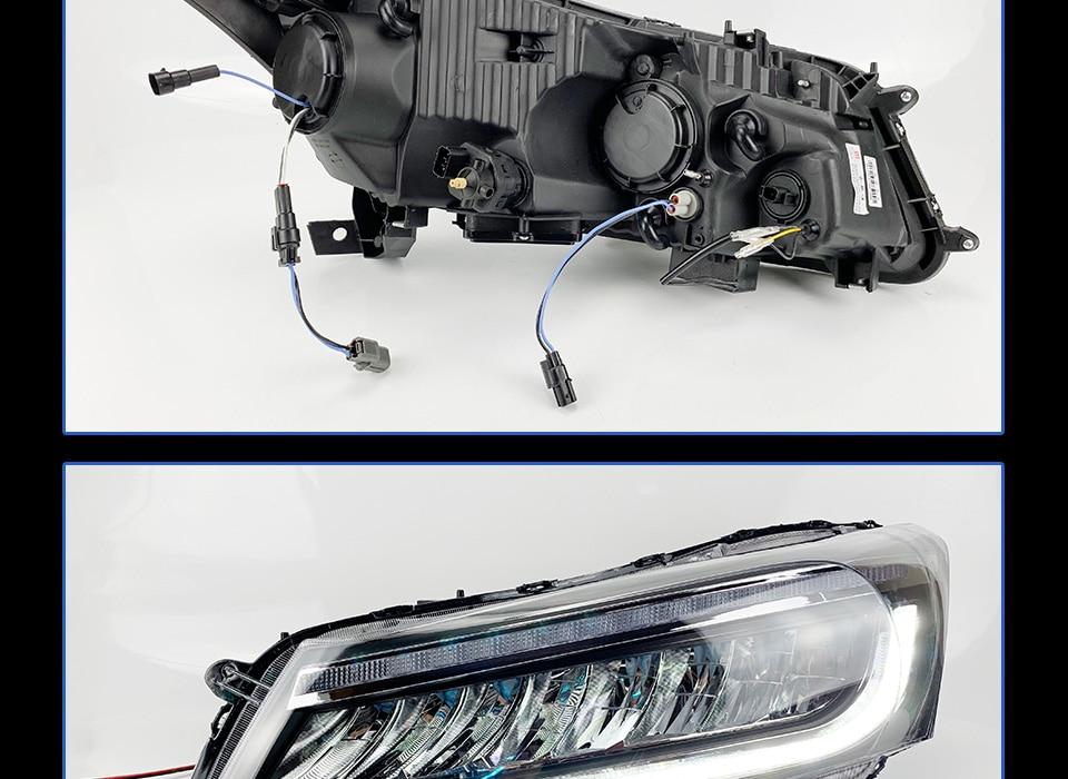Luzes p carro