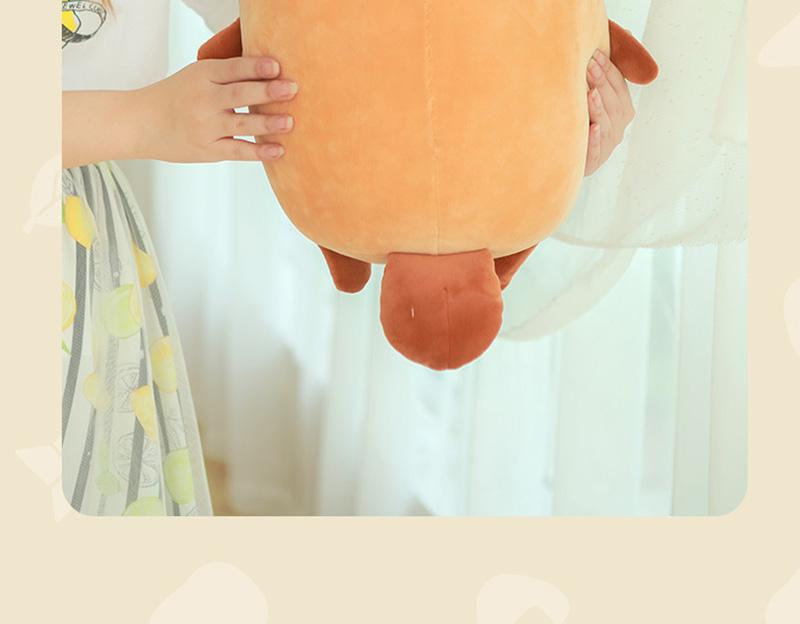 1pcs 40cm Super Cute Fox Plush Dolls Toy Civet Cat Stuffed Animal Plush Toys for Baby Kids BirthdayXmas Gift (13)