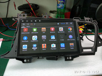 100% real photo display 9 Android 6.0 Car DVD Player for Kia K5/Kia Optima 2013 2012 gps radio stereo head units tape recorder
