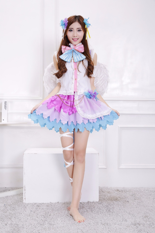 Lovelive Minami Kodori cosplay costume Lolita Maid dress erotic jacket fancy uniform anime Cosplay dance Kimono costume outfit