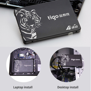 Image 5 - Tigo SSD 1tb HDD 2,5 pulgadas SATA 1024GB gran capacidad unidad interna de estado sólido 6 Gb/s para ordenador portátil de escritorio S320 SATAIII