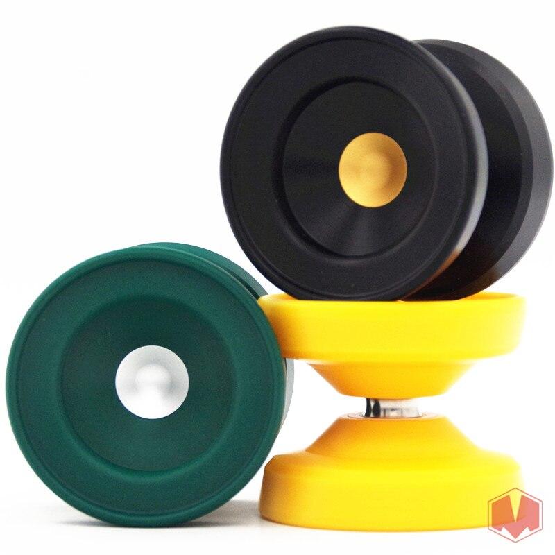 Nouveau Arrivent YOYO EMPIRE vent d'est Notus Pom yoyo CNC Yoyo pour Professionnel yo-yo lecteur Métal et POM Matériel Classique jouets