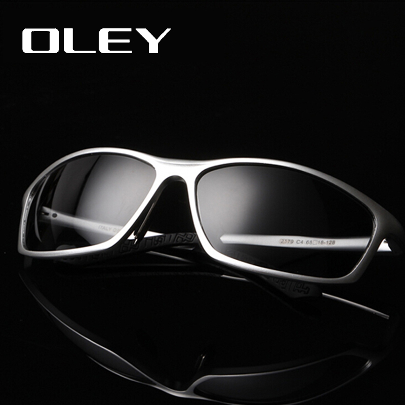 OLEY Brand Designer Aluminum magnesium Mens Polarized Sunglasses male driving Eyewear Accessories Sun Glasses Goggles