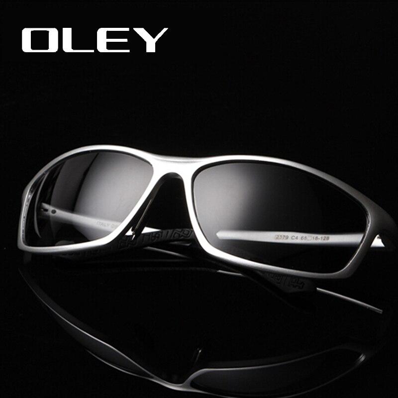 OLEY Brand Designer Aluminum magnesium Men's