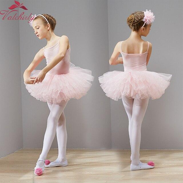 Новое балетное платье пачка обувь для девочек танцы костюмы Дети Обучение Нейлон костюм с юбкой гимнастика трико