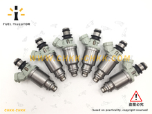 Fuel injector for Mitsubishi Pajero V20 3.0 L 195500-5670~MD308861 good quality 195500 5670~MD308861