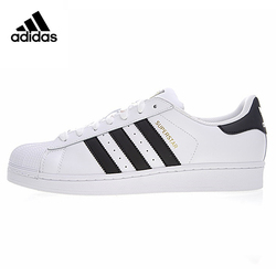 Adidas SUPERSTAR BOLD Women Walking Shoes ,White,Non-slip Wear Resistant Balance Breathable C77124