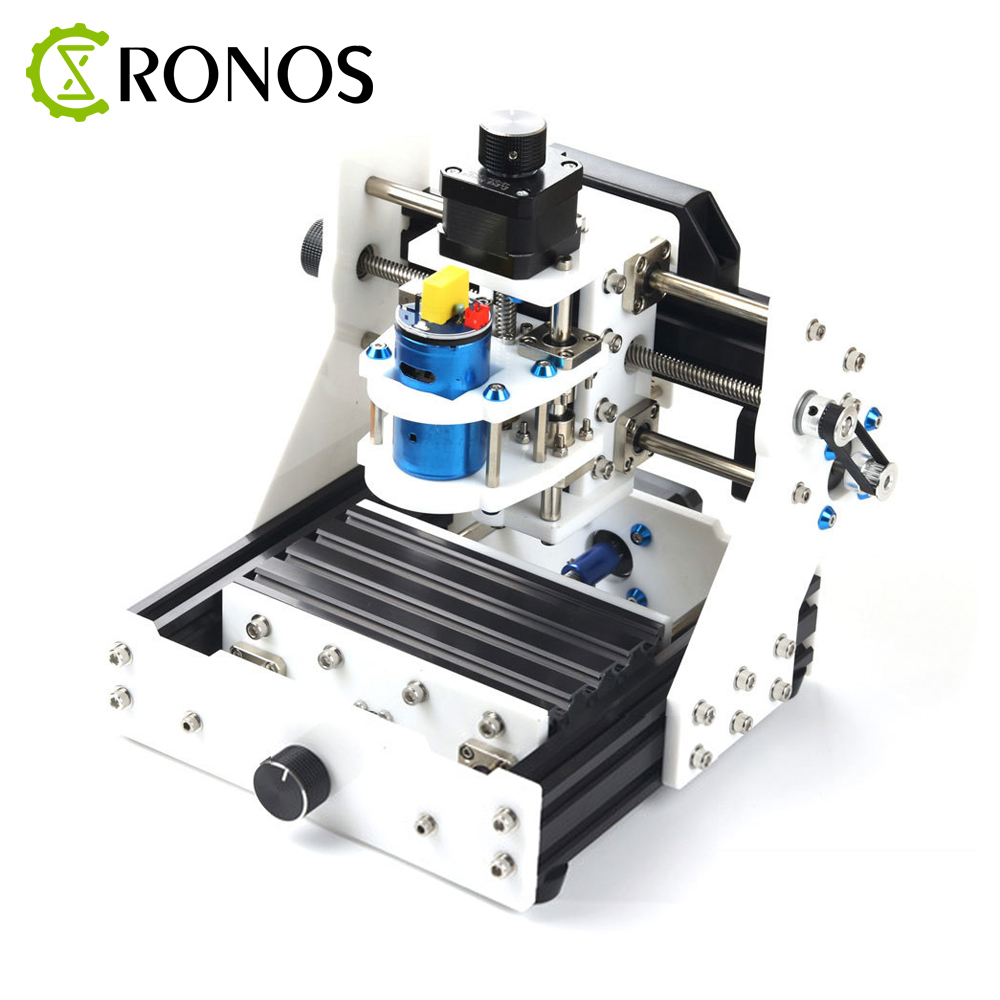Mini CNC Laser Eleksmill 0.5-2.5w 3 axes USB défonceuse numérique de bureau
